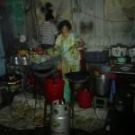Hongkong Straßenküche