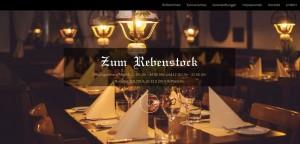 Zum Rebenstock