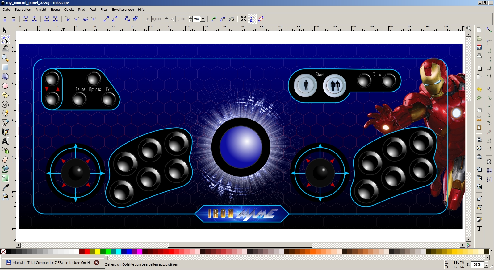 Making Of Arcade Part 1 Introduction Burningmind