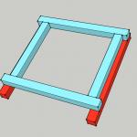 Sliding Frame